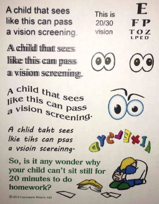 Vision Therapy Image
